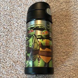 Teenage Mutant Ninja Turtle Thermos water bottle